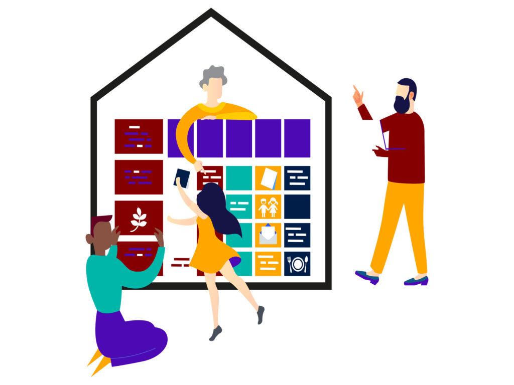 Beratung für neue Wohnformen